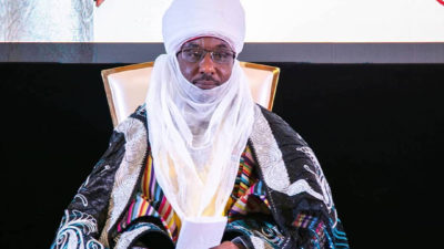 How men treat women's issues should be a yardstick for their success as leaders – HRH MUHAMMADU SANUSI II